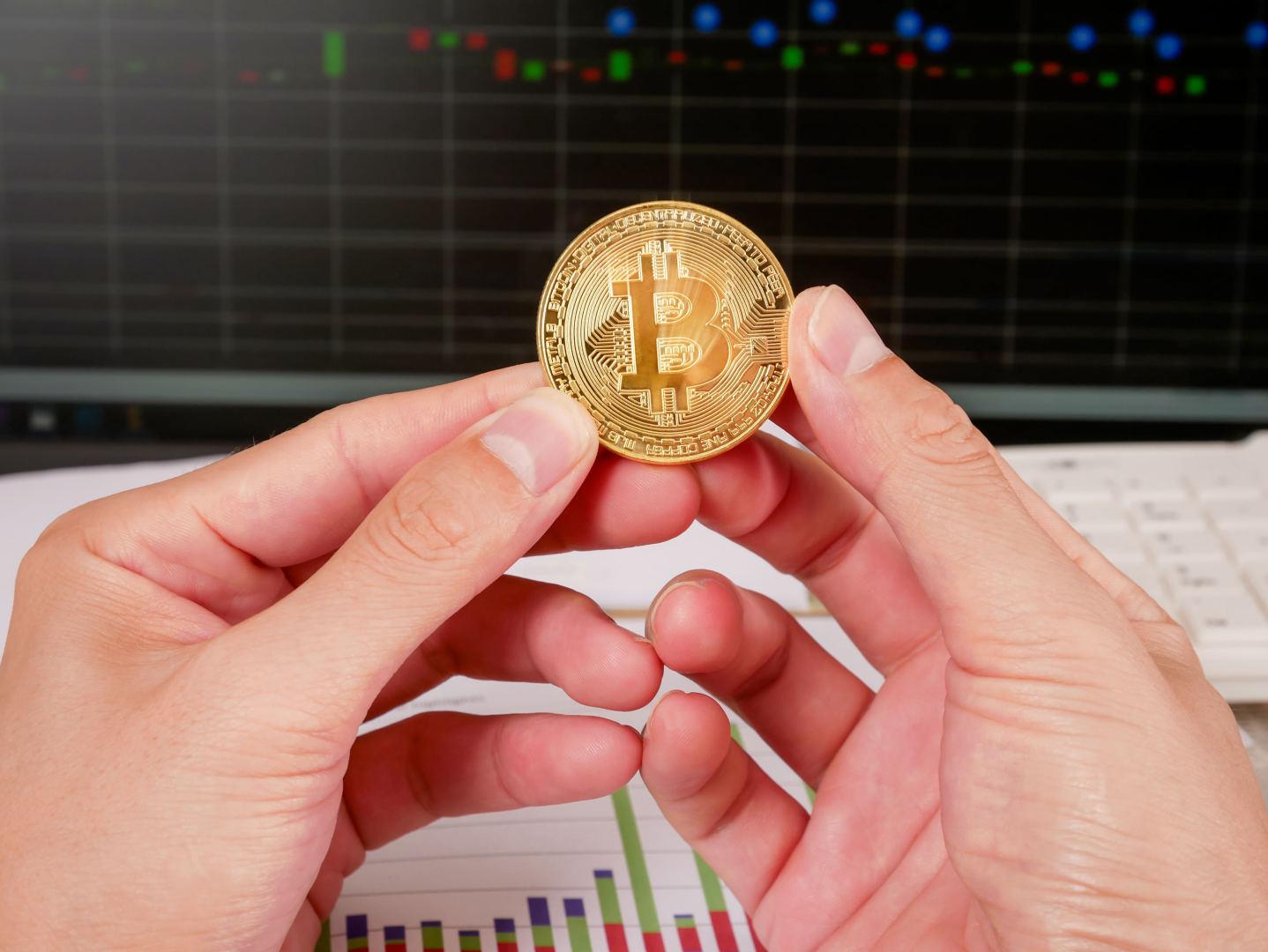 Gauti kriptovaliutą