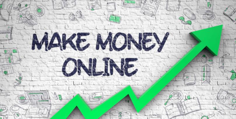 uždirbti pinigus internete