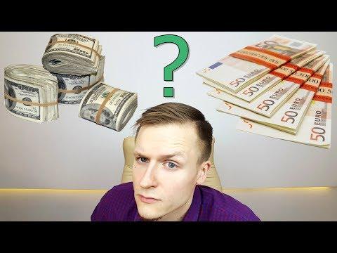 Uždirbti pinigus dvejetainiais opcionais internete