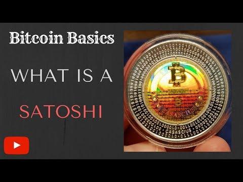 iš kur gauti bitkoino, kiek satoshi