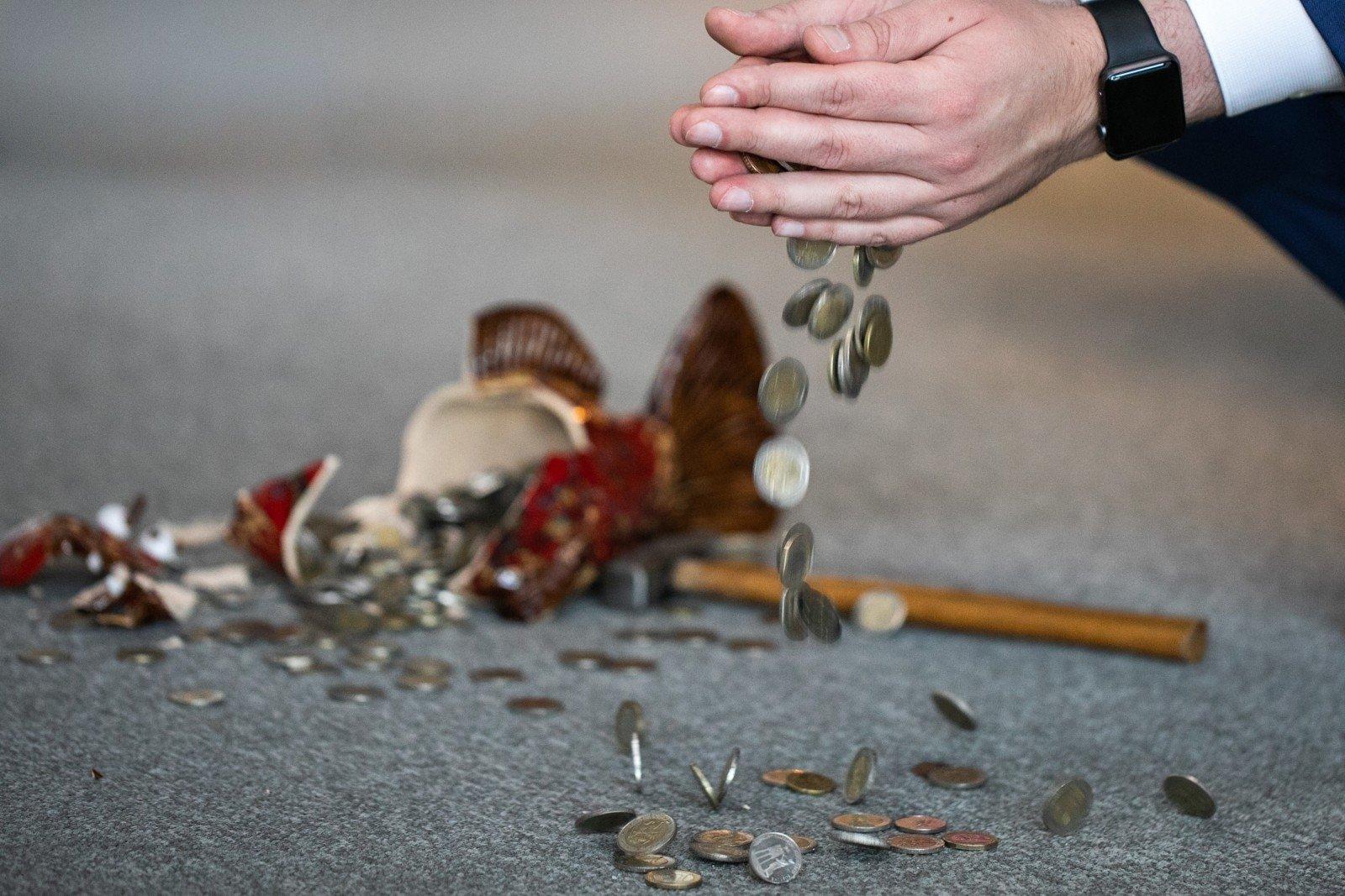 užsidirbti pinigų paslapčių