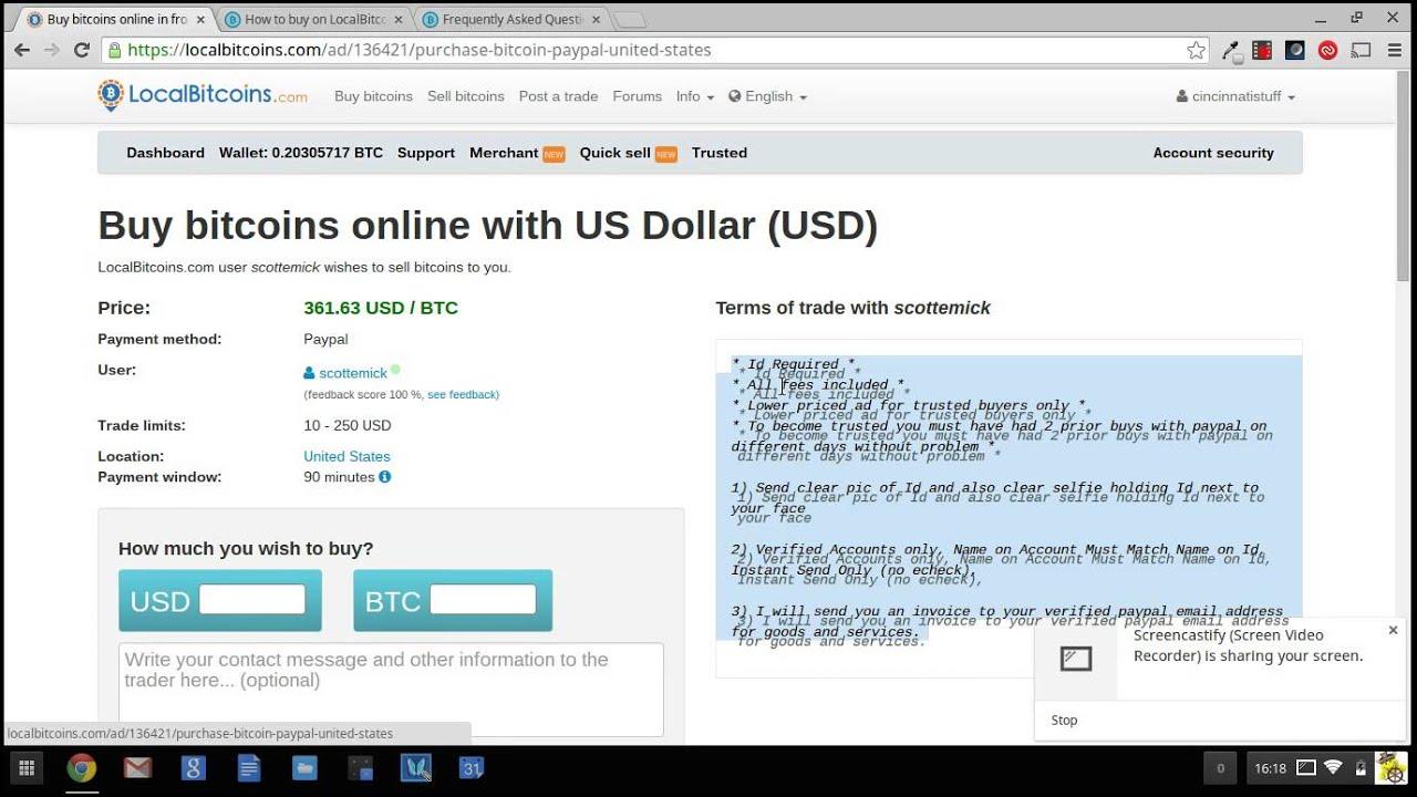 localbitcoins programa