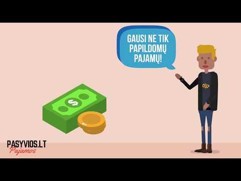 prekyba tarpais ir investicijos