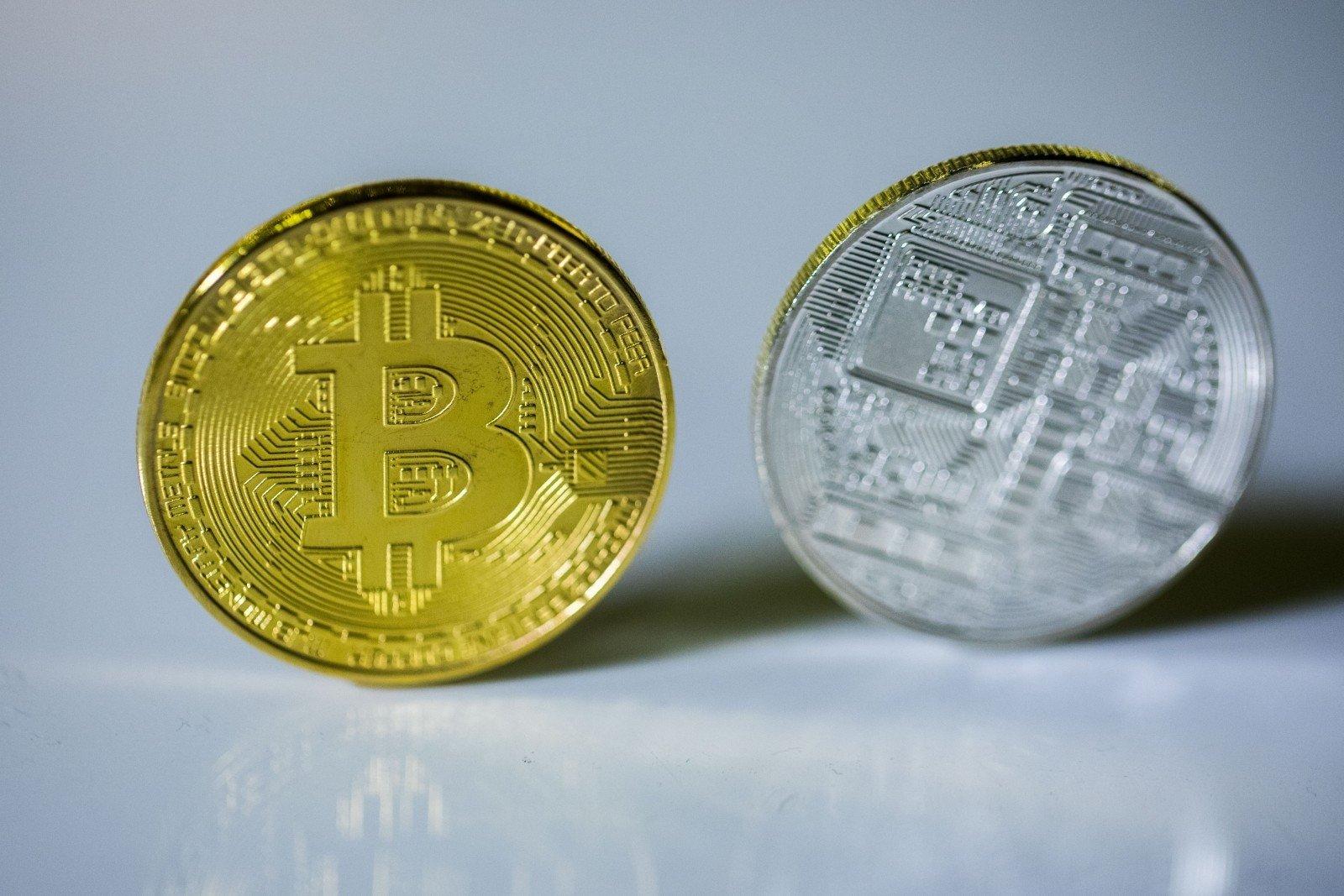 bitkoinas trumpas prekybos